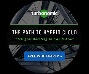 Turbonomic is VMTurbo new name!