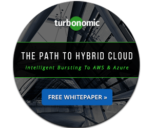 Turbonomic is VMTurbo new name!