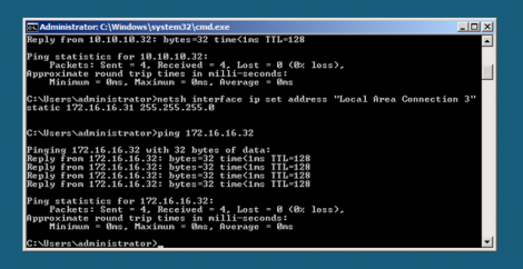 microsoft hyperv server core ping again