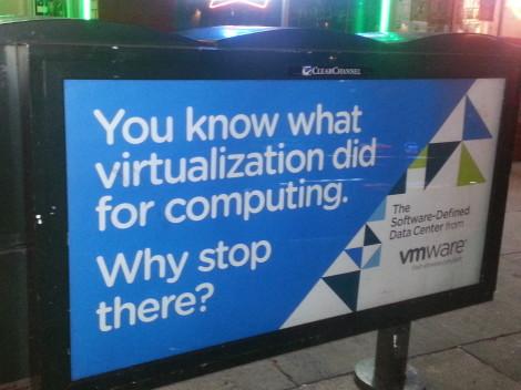 Software Defined Datacenter at VMworld