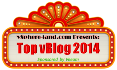 Vote for your favorite blog