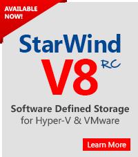 StarWind V8 RC