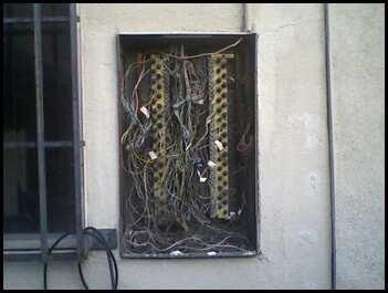 Old PBX System