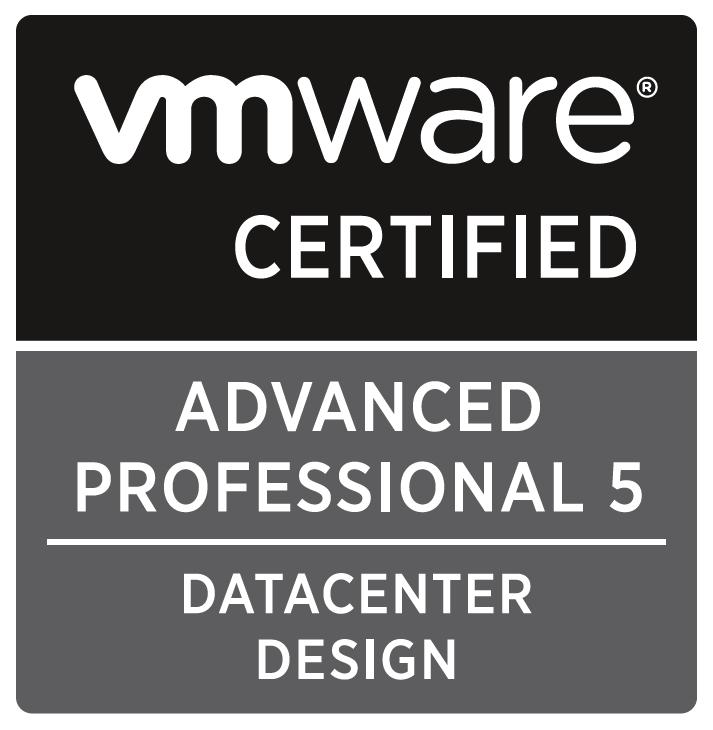 vSphere VCAP Design