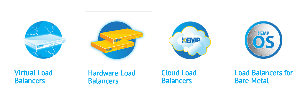 Kemp Technologies load balancer formats