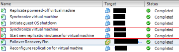 vSphere Replication full sync before datacenter migration