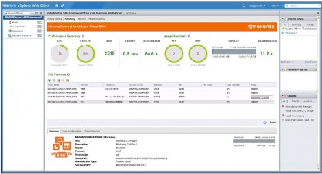 Nexenta Connect for VMware Virtual SAN