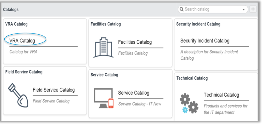 vRealize Automation Plugin to expose vRA Catalog in ServiceNow
