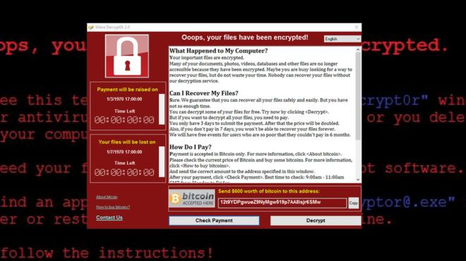 ransomware wannacry compat with VMware NSX
